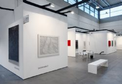 Dep Art Gallery @ ArtVerona 2016 Booth